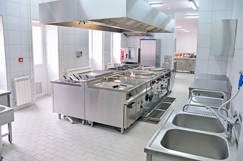 Hire Us To Design Your Restaurant Kitchen For Good Workflow, Space  Management And Easy Access To Key Appliances And Food Preparation Areas.